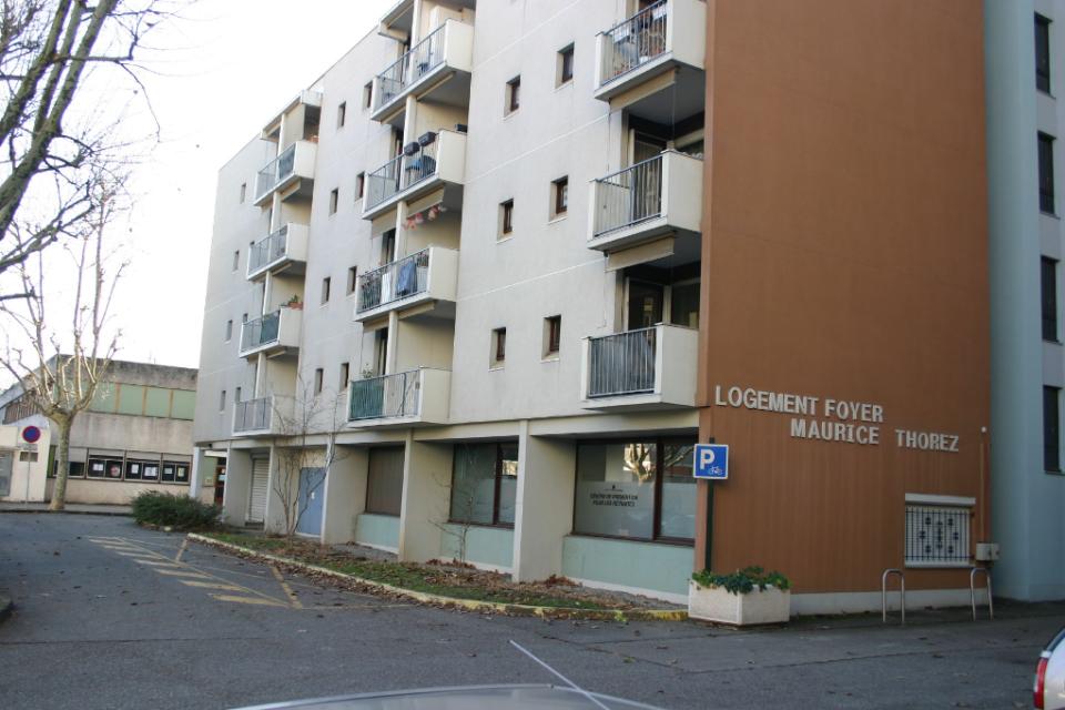 Admission Foyer Logement : Hébergements echirolles