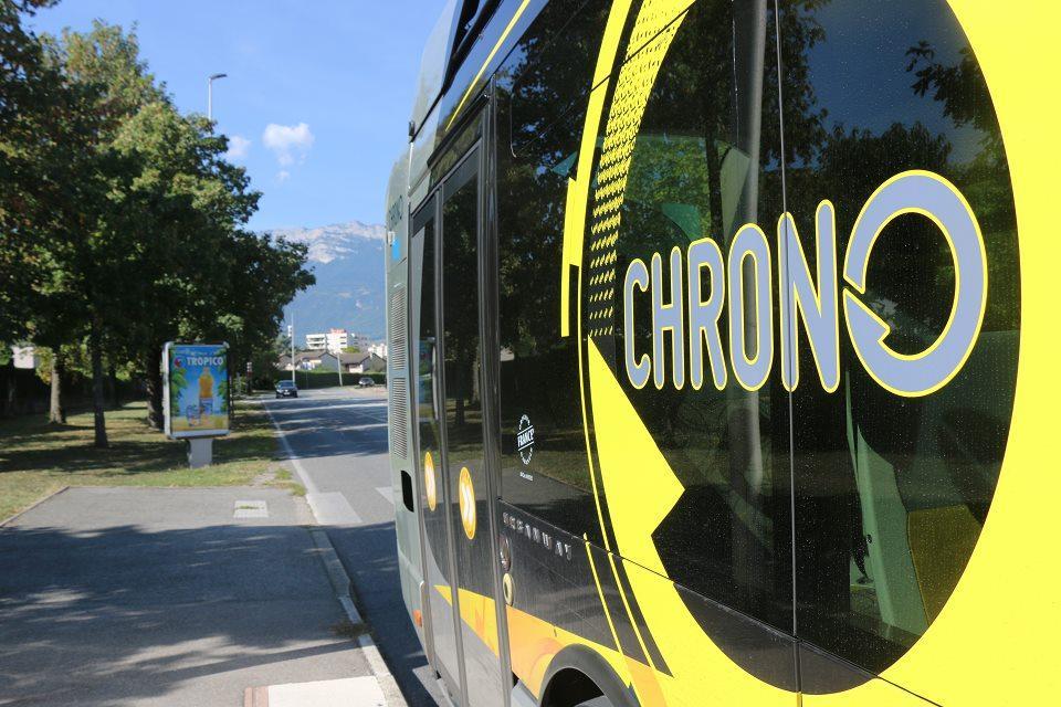 transports en commun  top chrono pour la c7