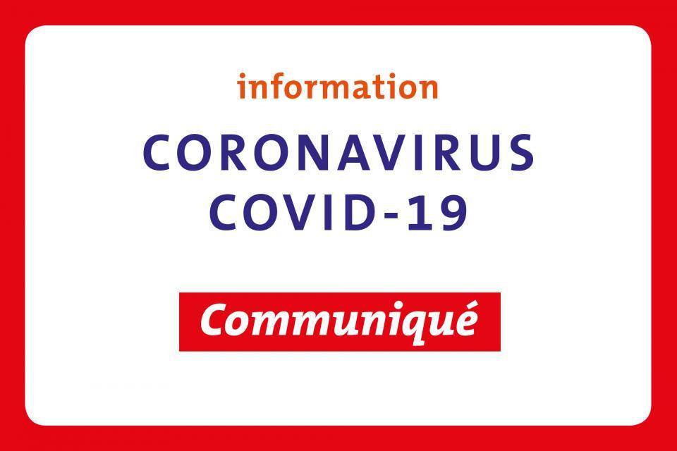 Coronavirus/Covid-19 : Communiqué de Monsieur Renzo SULLI, maire d ...